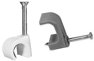 Cable Clips - Special price per box of 1000