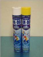 LM-90 White Line Marking Spray 750ml image