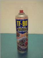 TF-90 Cleaning Solvent Aerosol 500ml image