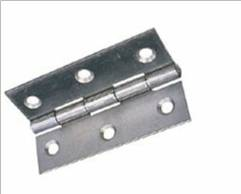 Pair Light Steel Hinges 1.1/2